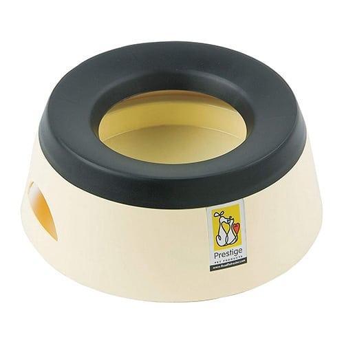anti spill dog bowl