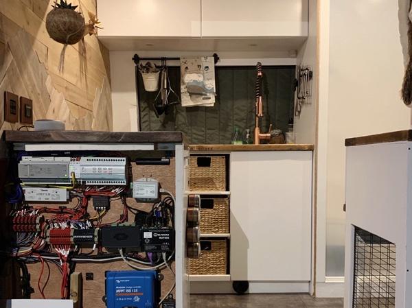 shop van electrics