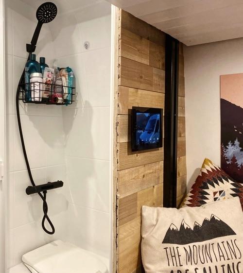 van build bathroom