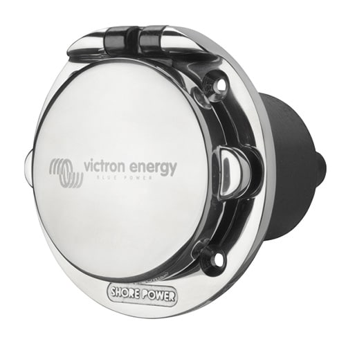 victron power inlet