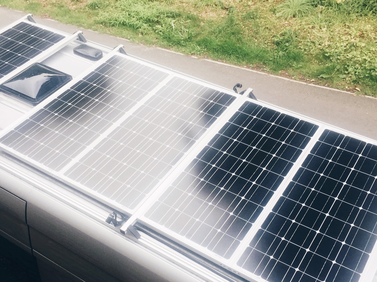 van solar power