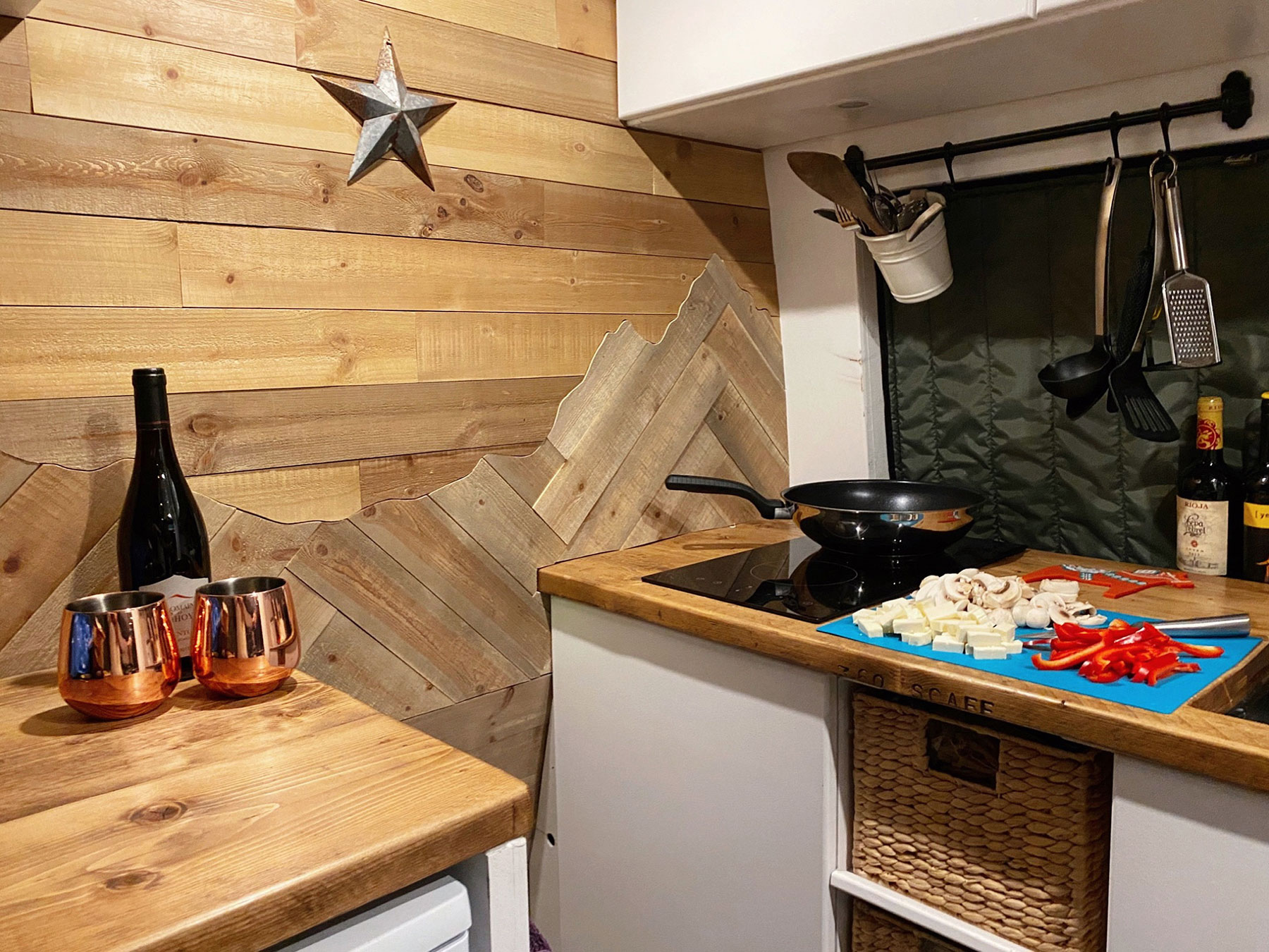 Cooking on Induction in a Van: The Pros and Cons