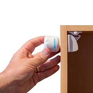 magnetic kitchen cupboard locks
