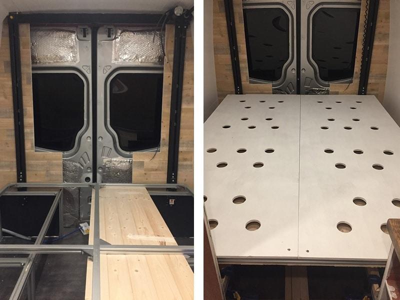 Happijac Bed Platform