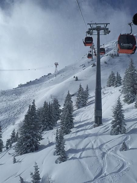 Living the Van Life: Skiing