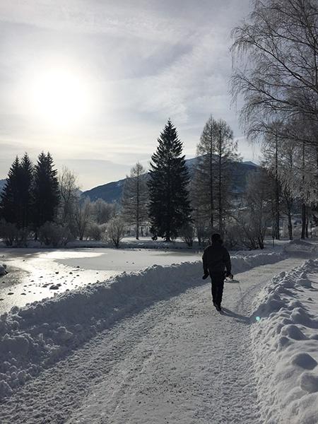 Living the Van Life: Winter