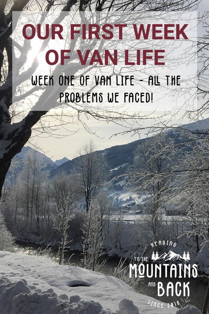 Pin Living the Van Life