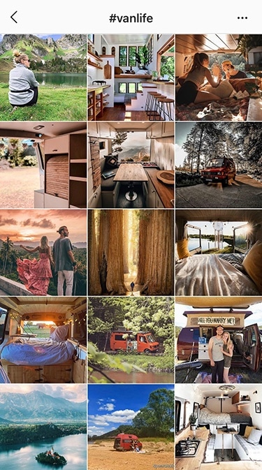Van Build Ideas Instagram