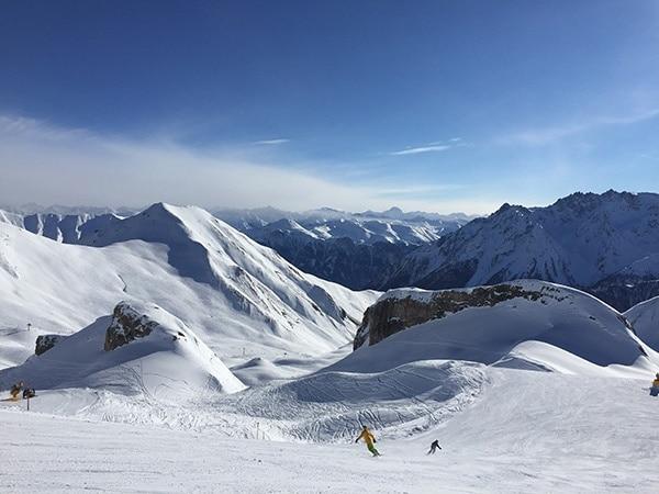 Winter Van Life: Skiing