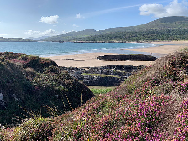Wild Atlantic Way: Derrynane Beach