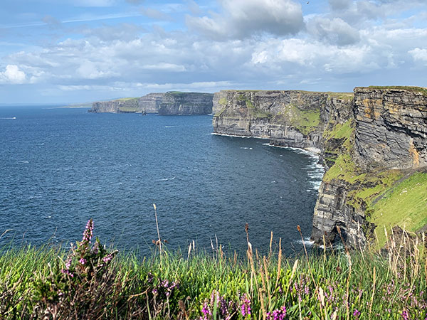 Wild Atlantic Way: Cliffs of Moher