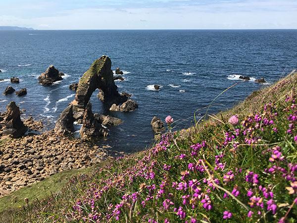 Crohy Sea Arch