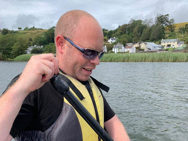 Wild Atlantic Way: Paddleboarding