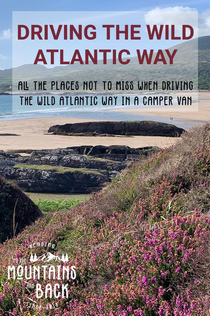 Pin Wild Atlantic Way