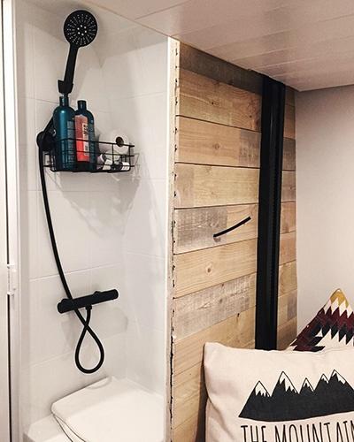 Sprinter Van Bathroom Completed