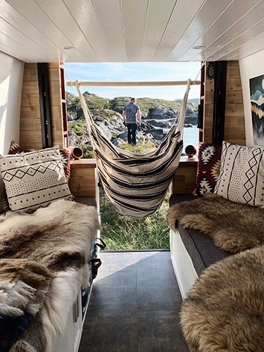 Van Life on the Wild Atlantic Way