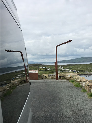 Wild Atlantic Way: Information Point
