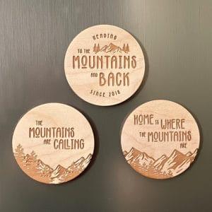Mountain Magnet Bundle Set