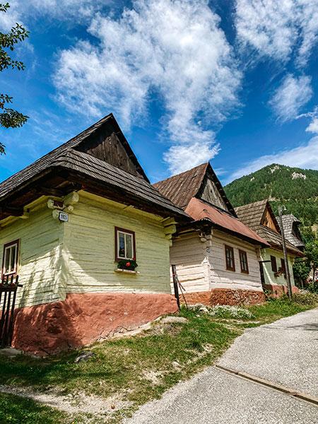 Van Life in Slovakia: Vlkolinec