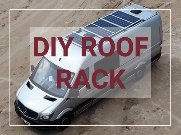 DIY Van Roof Rack