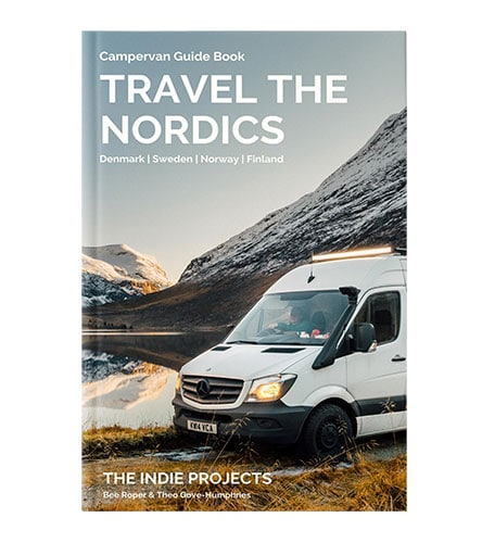 Travel the Nordics ebook