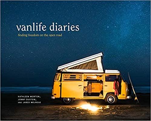 vanlife diaries book