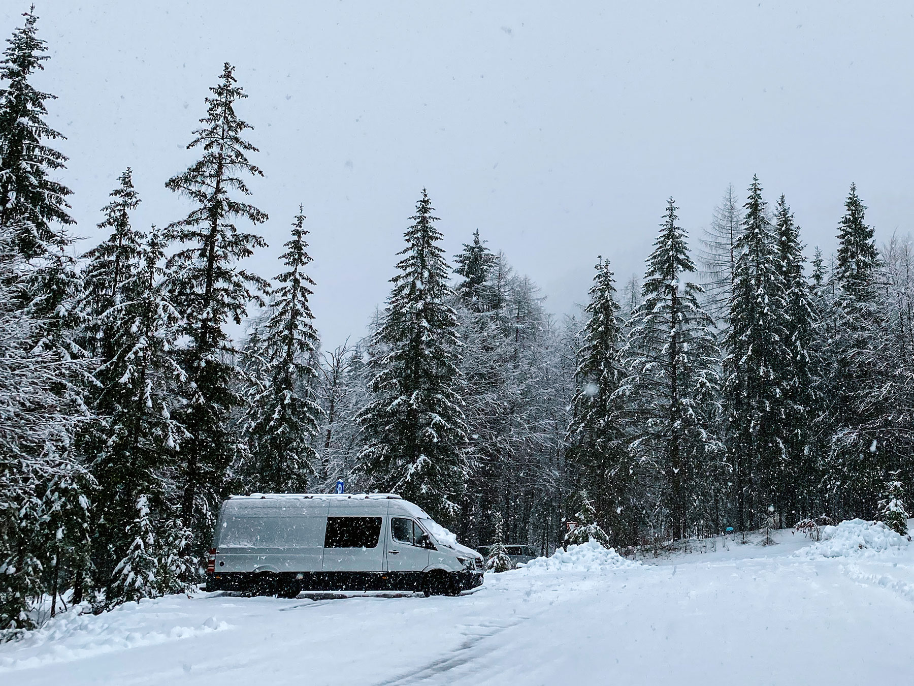 26 Essential Winter Van Life Tips