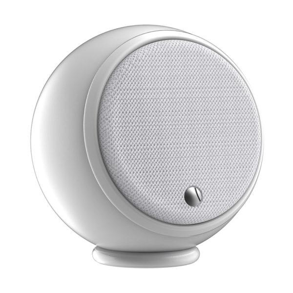 Gallo Acoustics SE speaker in matt white