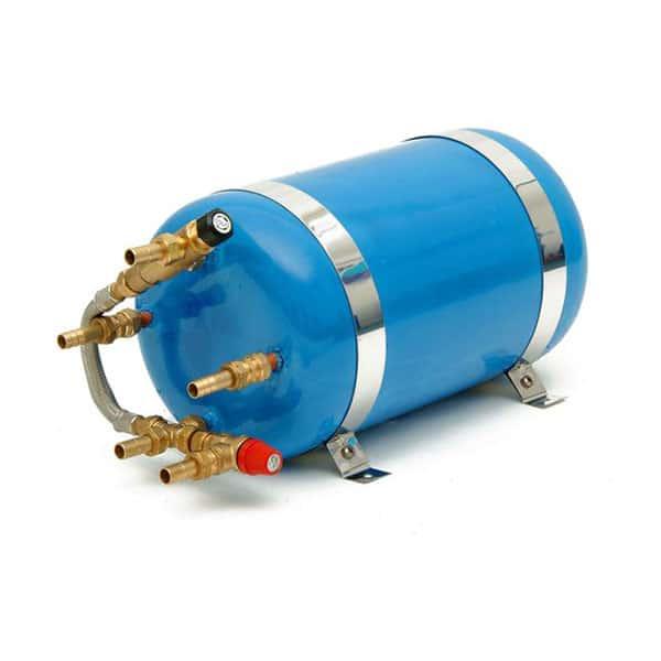 SureCal campervan calorifier hot water tank