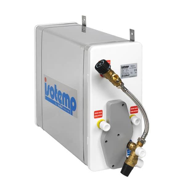 Isotemp slim square calorifier hot water tank