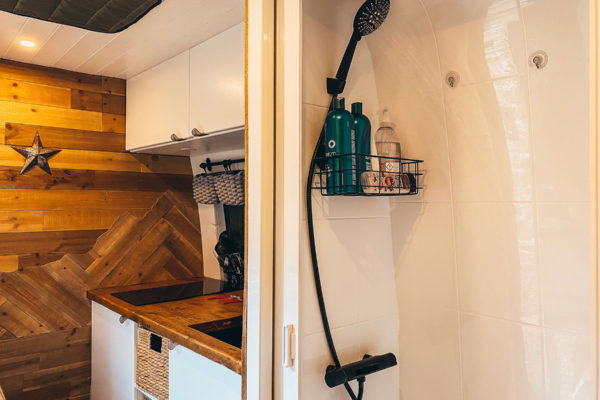 8 Easy Ways to get Hot Water in a Campervan