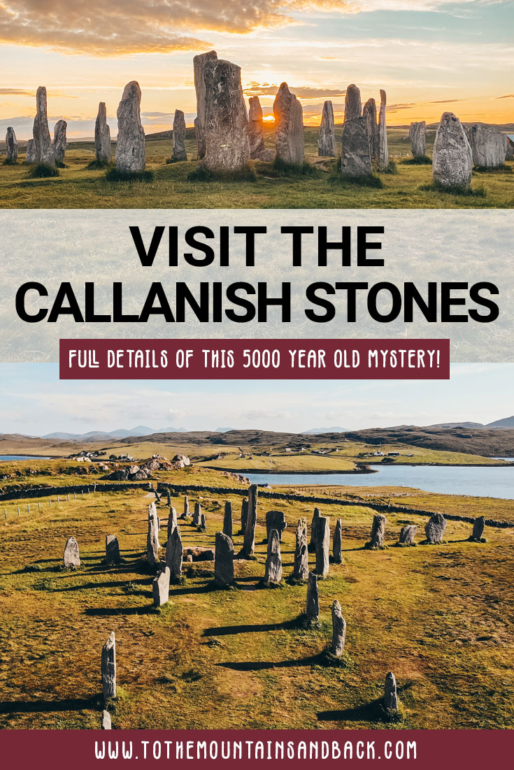 Pin Callanish Stones