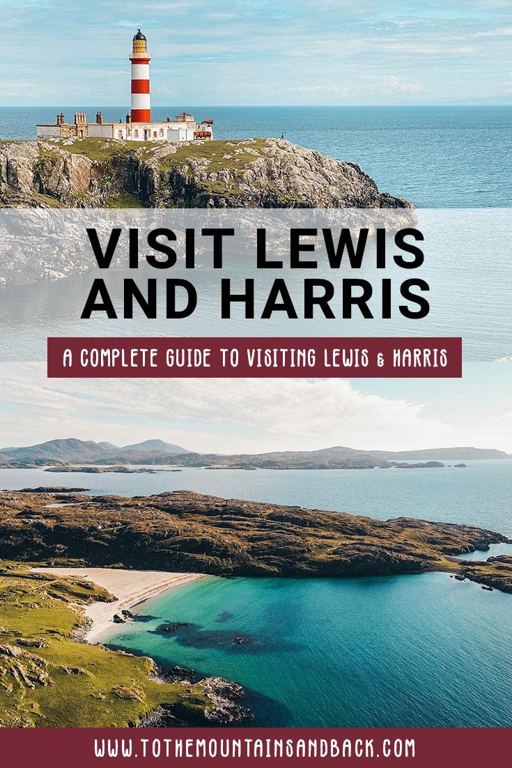Pin visit Lewis and Harris